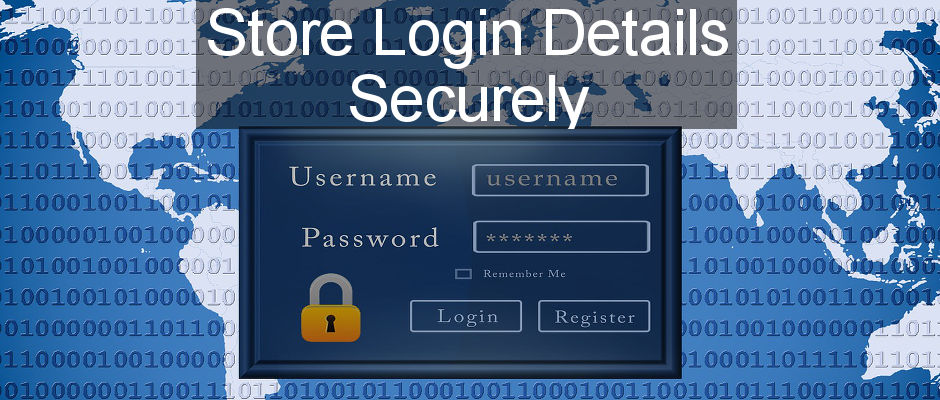 Take control of your passwords and login details with KeePassXC