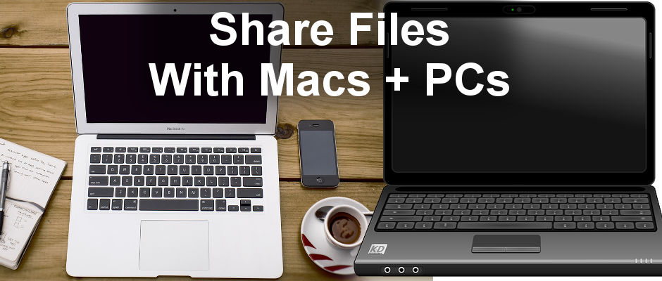 How to share and transfer files between an Apple Mac and a Windows PC. Sync folders, access files over the network or the internet, and more.