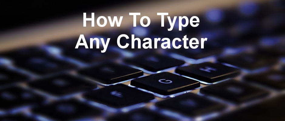 How to type special characters on the Apple Mac, such as accents, foreign characters, symbols, emoji and more. Top keyboard tricks