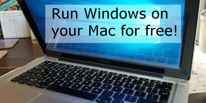 How to download Windows for free and run it on your Apple Mac | RAW Mac