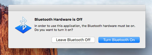 Bluetooth File Exchange Mac