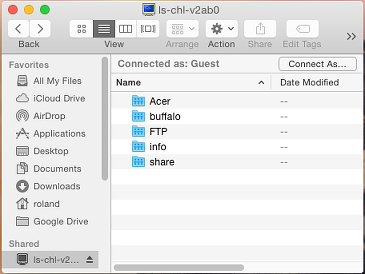FreeFileSync - sync folders on the Mac