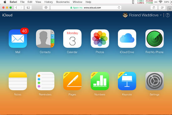 How to check your icloud photos on mac