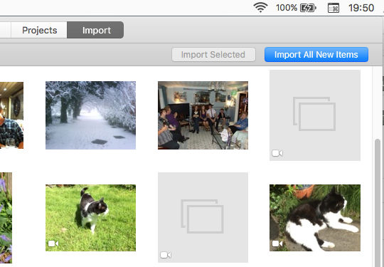 Back up the photos on your iPhone and iPad to the Photos app on the Apple Mac