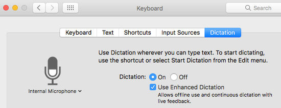 Use dictation on the Apple Mac. Set it up in System Preferences