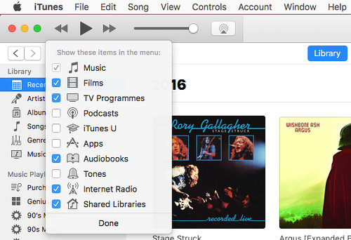 how to listen to internet radio on itunes