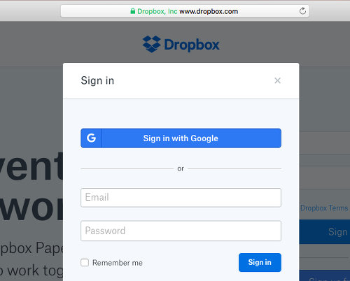 Take control of your passwords and login details with
