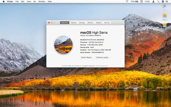 how to download high sierra to usb