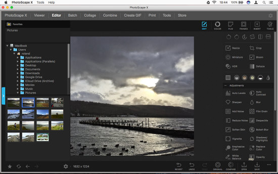 PhotoScape X is the best free photo editor you've never heard of | RAW Mac