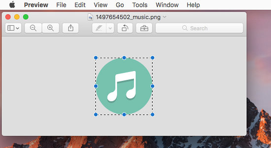 Preview on the Apple Mac