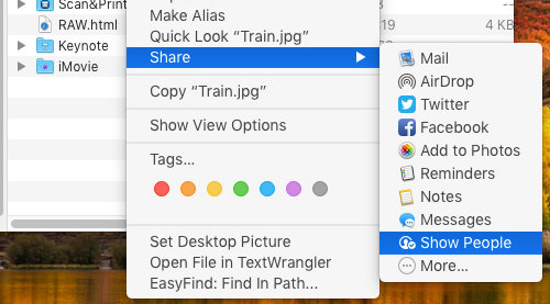How to share files stored on iCloud with anyone, even non