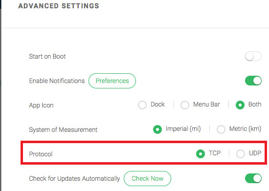 Choose between speed or reliability with UDP vs TCP internet