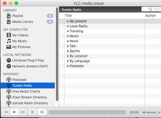 How to tune in to internet radio on your Mac with iTunes and VLC