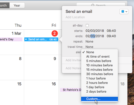Why you should use local not iCloud calendars on the Mac