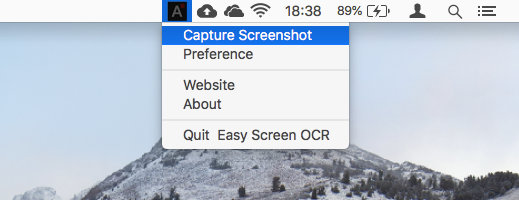 How to turn images into editable text with easy screen ocr on the easy screen ocr app for the apple mac ccuart Gallery