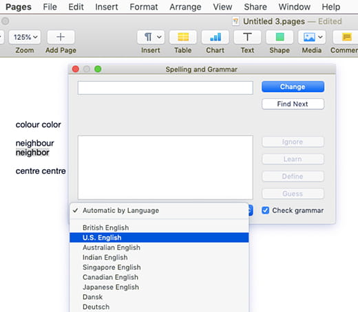 Master the language features of Pages on the Apple Mac | RAW Mac