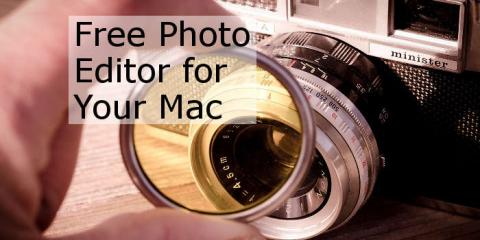 Free photo editor for the Apple Mac - Polarr Photo Editor reviewed