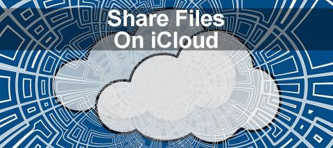 How to share iCloud files with anyone, even non-Mac users.Your shared files can be public or private.