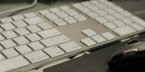 Apple Mac keyboard
