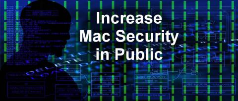 How to increase security by disabling AirDrop on your Mac in public