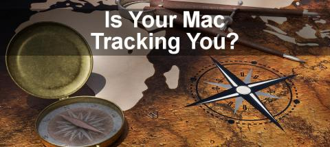 Your Apple MacBook may secretly be recording your every move. Here is how to see what information it has stored.