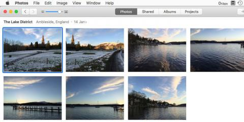 Photos app in OS X