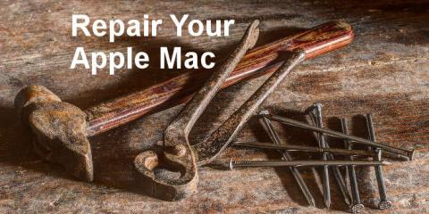 How to get your Apple Mac repaired using the support features in macOS to find the nearest repair centre
