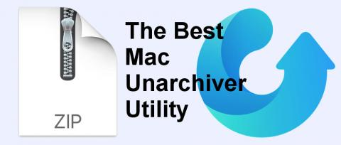 Dr. Unarchiver adds a missing feature from macOS on the Apple Mac. It lets you extract single files from zip archives. This is a free utility for the Apple Mac.