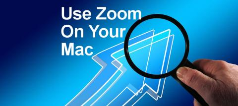 Enable the zoom feature on the Apple Mac and use it for extra fine control of the mouse cursor.