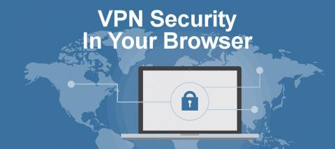 Increase your security and safty when using the internet by using a VPN inside the web browser, such as NordVPN Chrome extension.