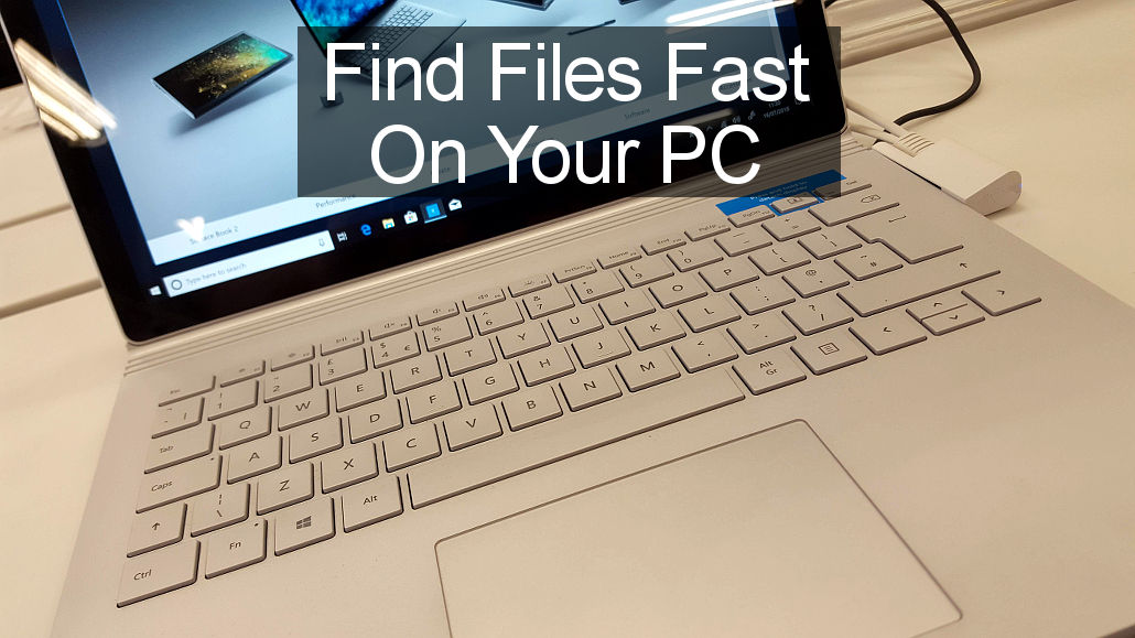 How to find files fast using a date search in Explorer on Windows PC