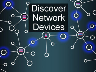 Discover network devices on your network and find out their IP addresses