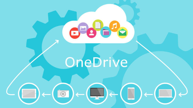 Make sure to back up OneDrive if you have the disk space