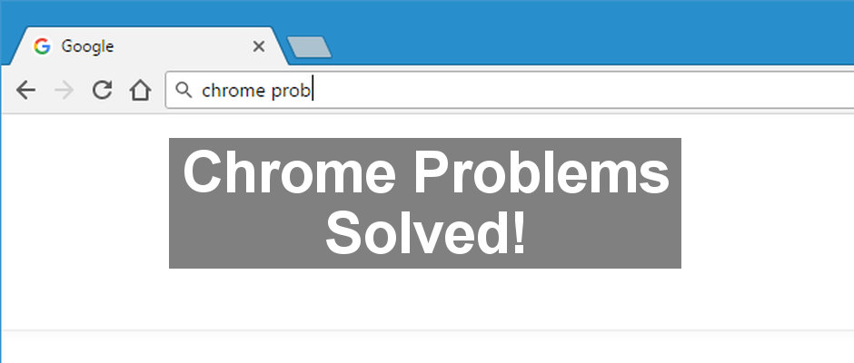 Chrome is a great web browser, but it can be frustrating when there is a problem with it. The solutions to all your problems are here. Fix Chrome fast!