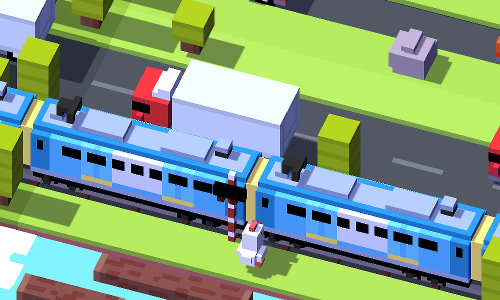 Play crossy road on your windows pc or surface