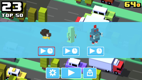 how to get 4000 coins on crossy road