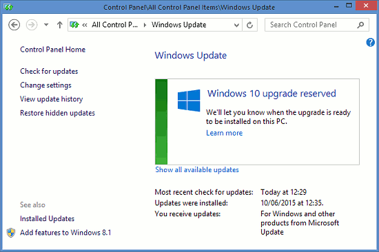 Are you missing important Windows updates?