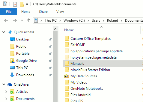 how to fix quick access file explorer in windows 10