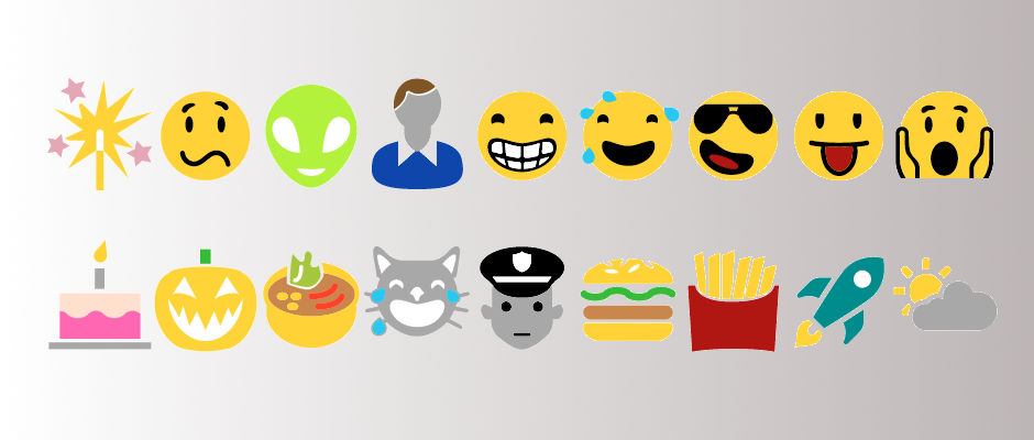 Use Windows Onscreen Keyboard To Enter Emoji Characters