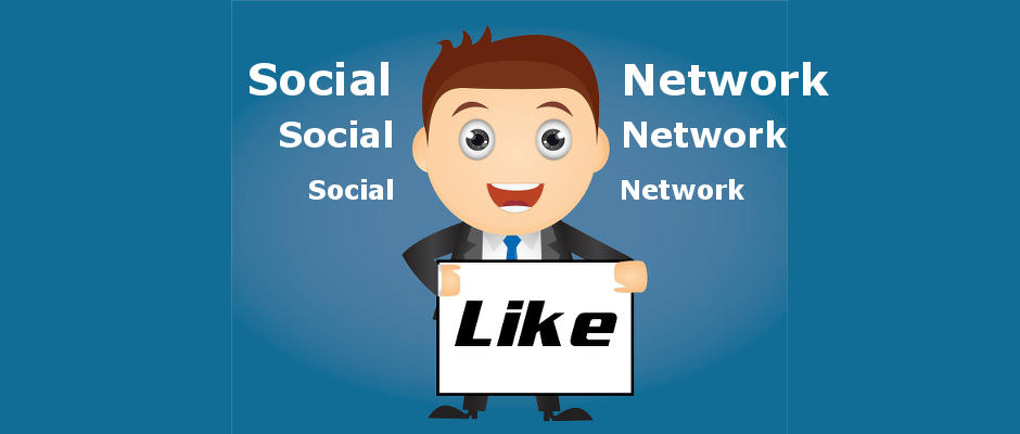 Social networking introduced the Like button to the world