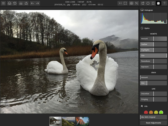 Photo Editor | Polarr is a free image editor for Windows 10 that will fix your photo flaws