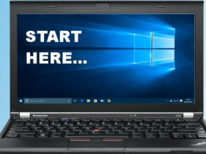Get to grips with the Windows Start menu