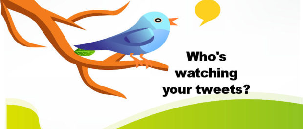 Who or what is watching your Twitter account?