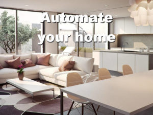 Automate your home using the latest remote technology