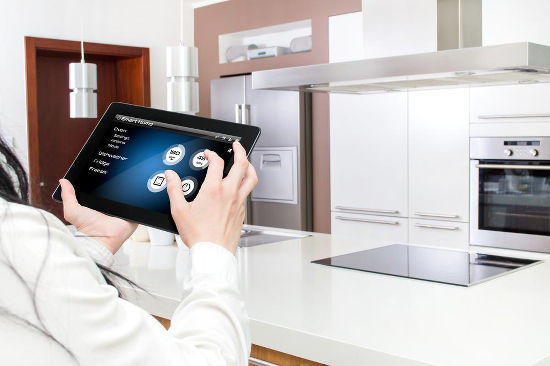 Control everything in your home using a phone or tablet
