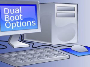 Using dual boot you can run two versions of Windows on the same PC