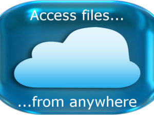 Access Microsoft OneDrive and you can then access any file on your PC remotely