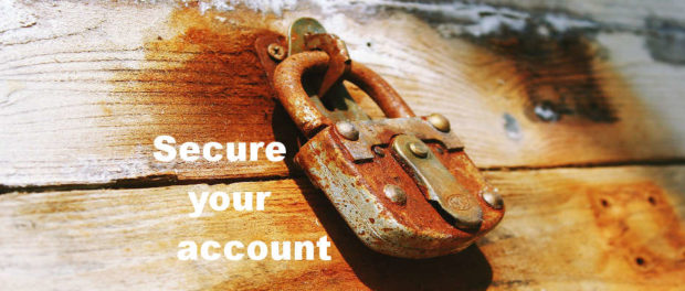 Secure your online accounts and block hackers