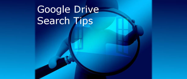 Top tips for searching Google Drive more effectively | rawinfopages.com