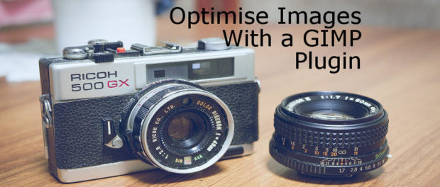 Optimise images for the web using Save to Web GIMP plugin | rawinfopages.com